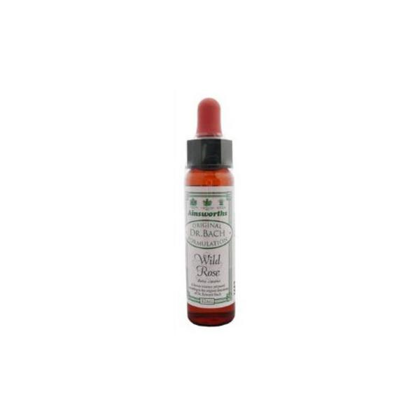 Flower Remedies Wild Rose