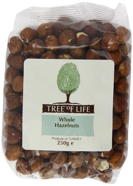 Hazelnuts Whole ORGANIC