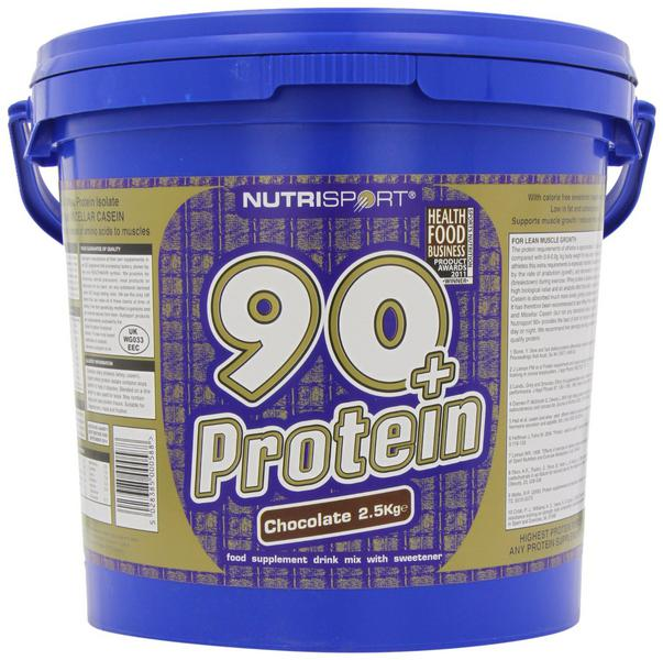 Chocolate 90+ Protein Supplements Powder