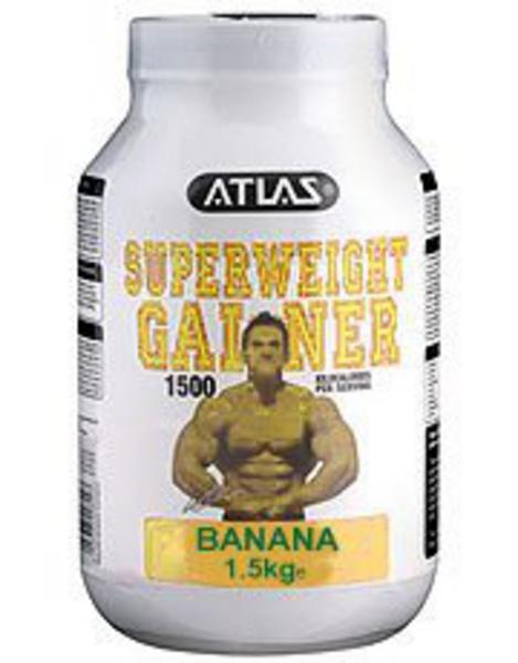 Banana Atlas Superweight Protein Supplements Powder