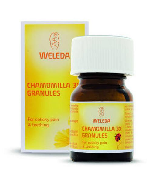 Chamomilla 3x Granules Homeopathic Remedy