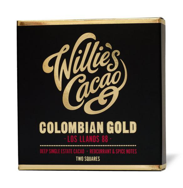 Colombian 88 Los Llanos Dark Chocolate Vegan