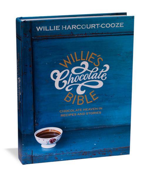 Chocolate Bible Hardback Signed Book