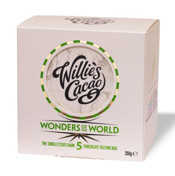 Wonders Of The World Tasting Gift Set Vegan