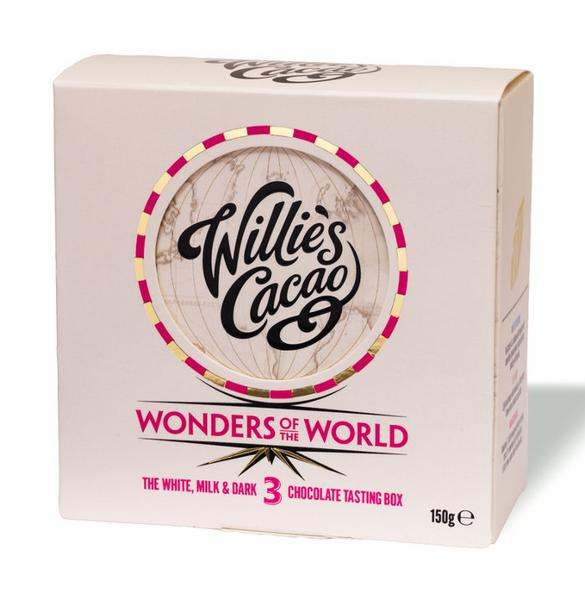 Wonders Of The World Tasting Gift Set