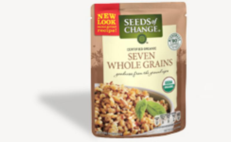 Seven Whole Grains Ready-To-Heat ORGANIC