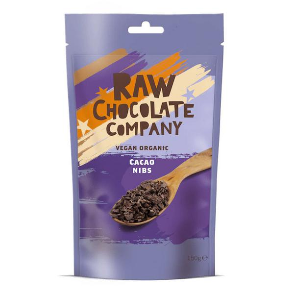 Cacao Nibs Raw FairTrade, ORGANIC