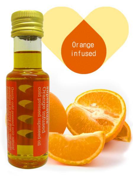 Orange Infused Rapeseed Oil