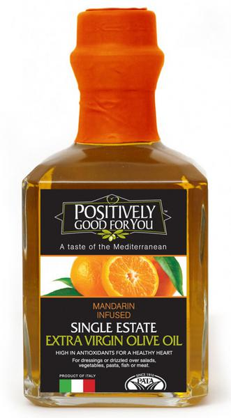 Mandarin Infused Olive Oil