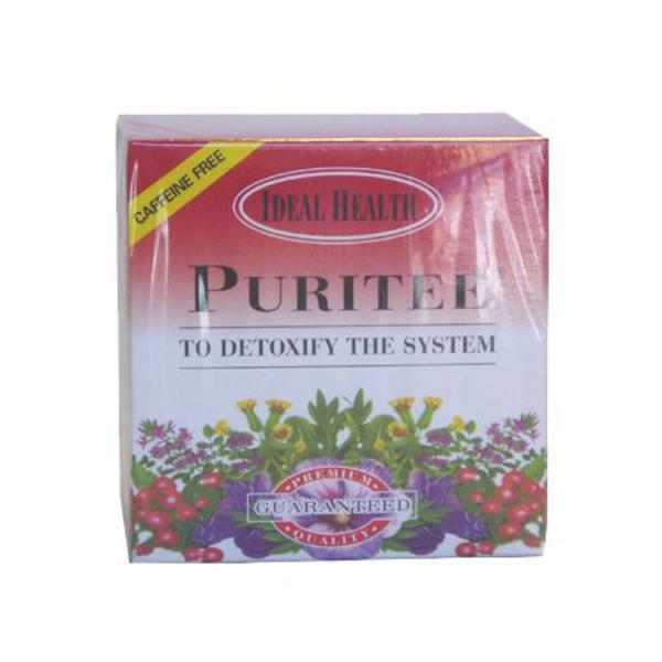 Puritee Tea Detoxifying