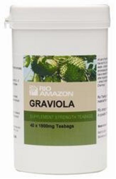 Graviola Leaf Tea