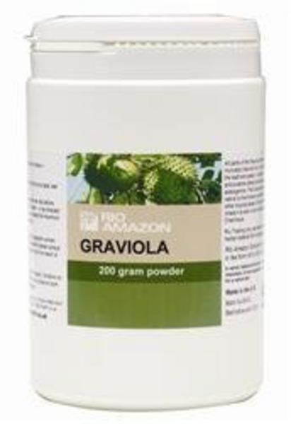 Graviola Leaf Supplement Powder Vegan