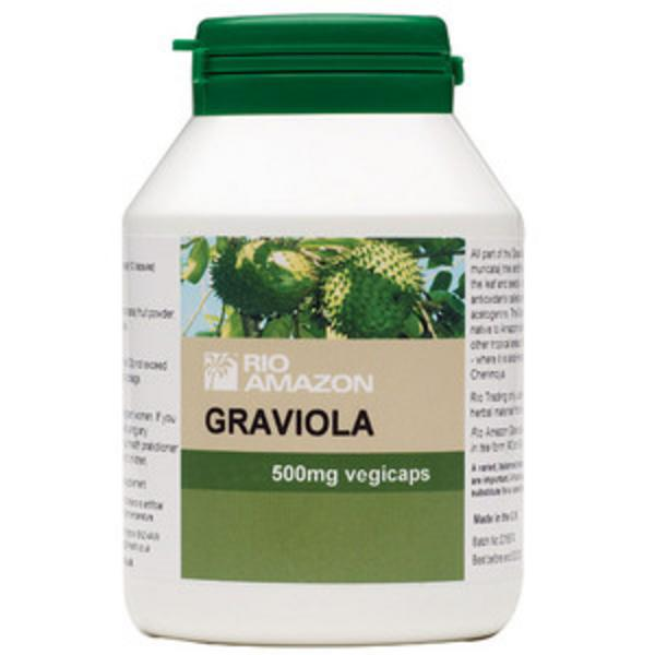 Graviola Leaf Supplement