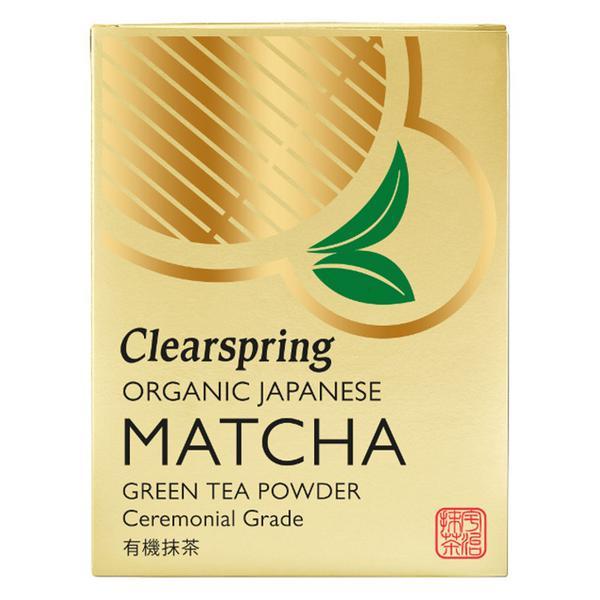 Green Matcha Tea Powder Ceremonial ORGANIC