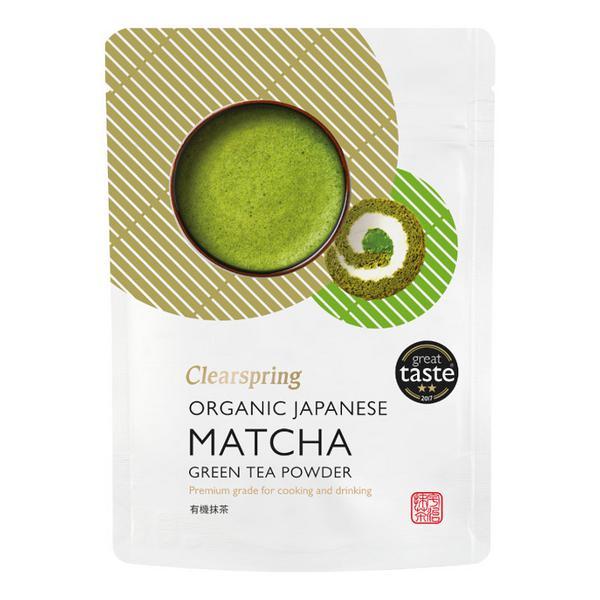 Green Matcha Tea Powder Premium ORGANIC