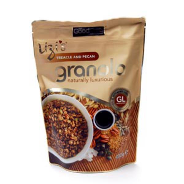 Treacle & Pecan Granola GMO free, Vegan, wheat free
