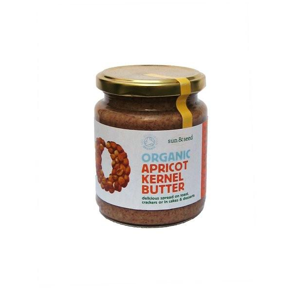 Apricot Kernel Butter ORGANIC