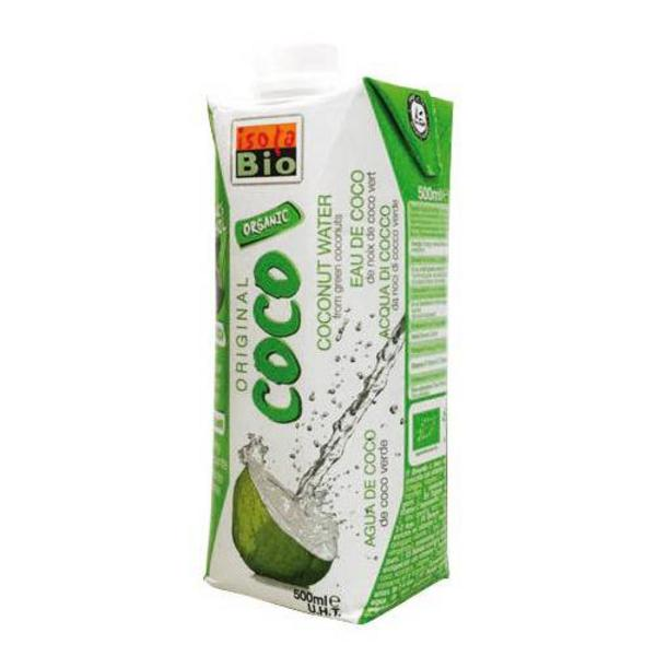 Coconut Water with Vitamin C ORGANIC