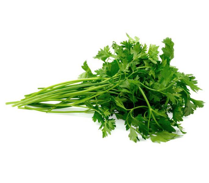 organic fresh parsley uk in 1bunch from real foods