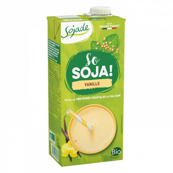 Vanilla Soya Drink With Calcium ORGANIC
