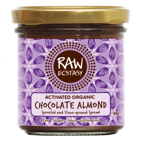 Activated Chocolate & Almond Spread