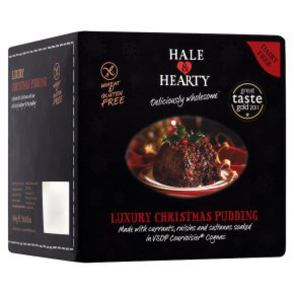 Christmas Pudding dairy free, Gluten Free, wheat free