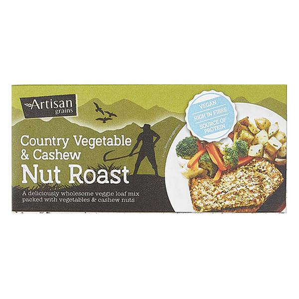 Country Veg & Cashew Nut Roast Mix Vegan