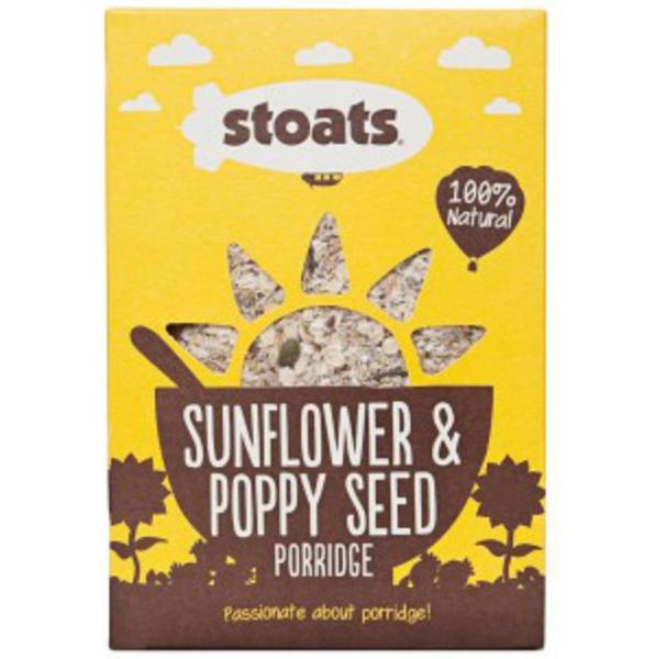 Sunflower & Poppy Seed Porridge