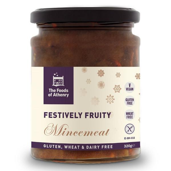 Fruity Mincemeat Gluten Free, Vegan