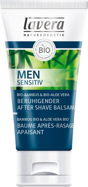 Men's Sensitive Aftershave Balm Vegan, ORGANIC