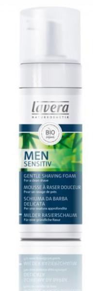 Gentle Shaving Foam Vegan, ORGANIC