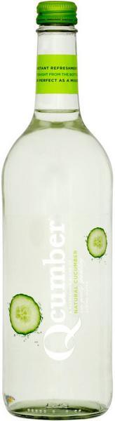 Sparkling Cucumber Drink