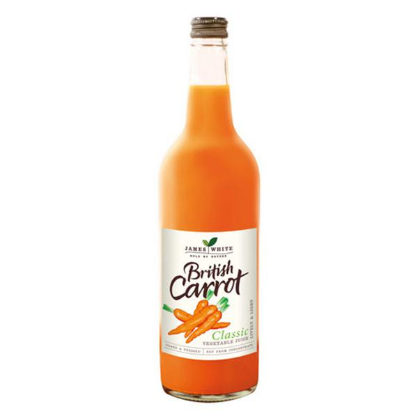 British Carrot Juice