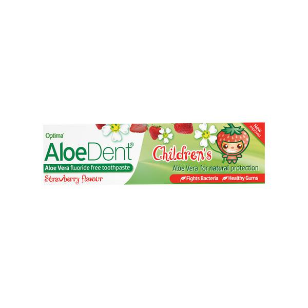 Cool Strawberry Children's Toothpaste