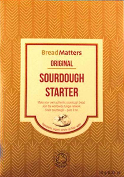 Original Sourdough Starter Kit Vegan, ORGANIC