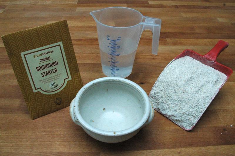Original Sourdough Starter Kit Vegan, ORGANIC image 2