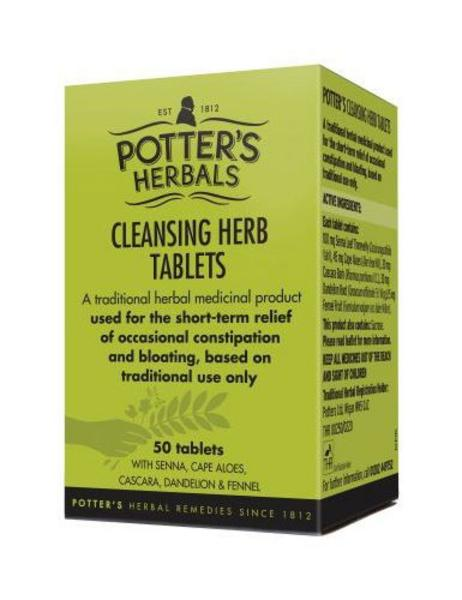 Cleansing Herb Supplement