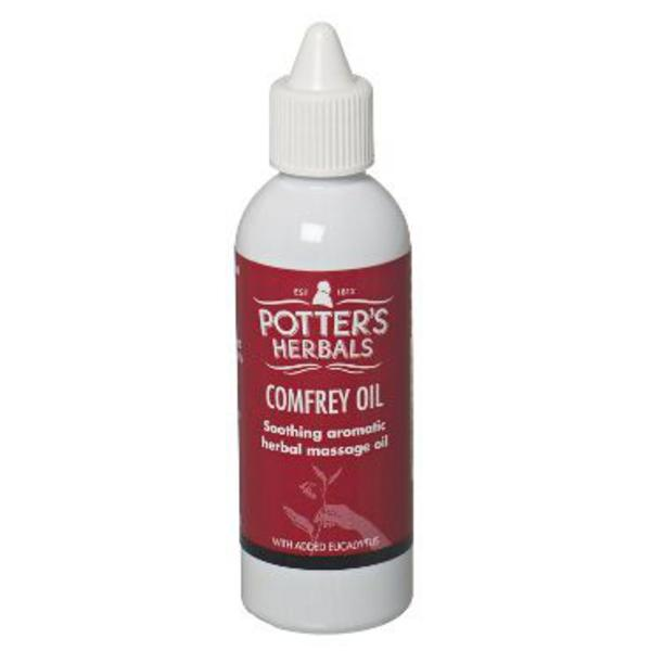Comfrey Oil With Eucalyptus