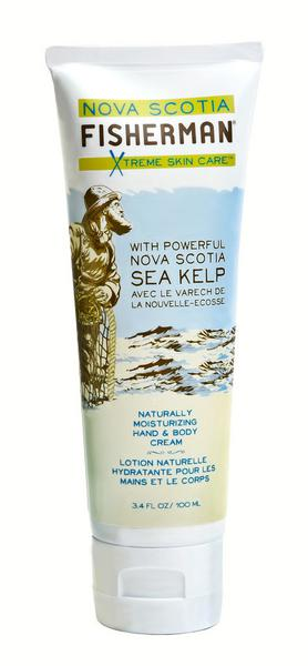 Sea Kelp Moisturising Hand & Body Lotion Vegan