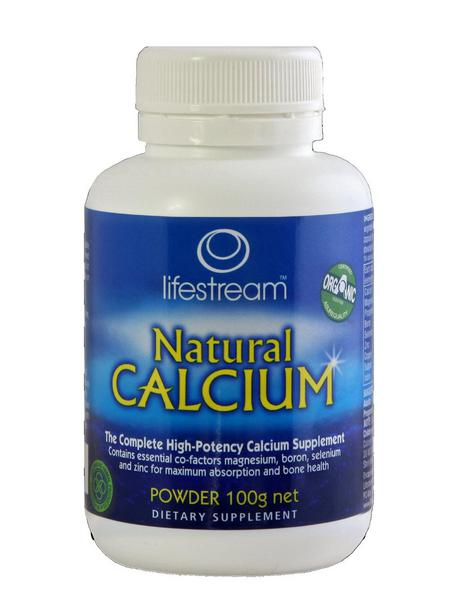 Natural Calcium Supplement