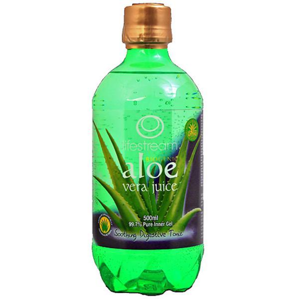 Biogenic Aloe Vera Juice Vegan