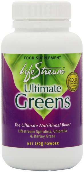 Ultimate Greens Supplement