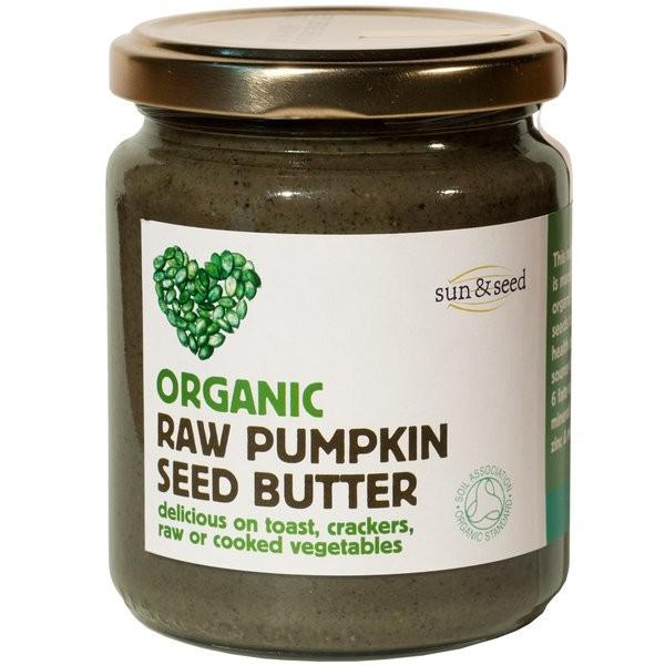 Raw Pumpkin Seed Spread Vegan, ORGANIC
