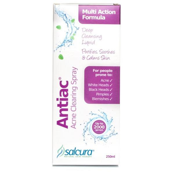Antiac Active Spray