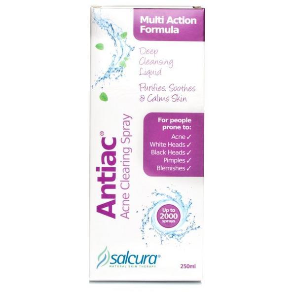 Antiac Active Spray