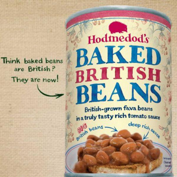 British Baked Beans Vegan