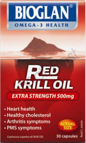 Extra Strength Red Krill Oil