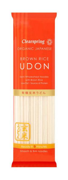 Brown Rice Udon Noodles Vegan, ORGANIC