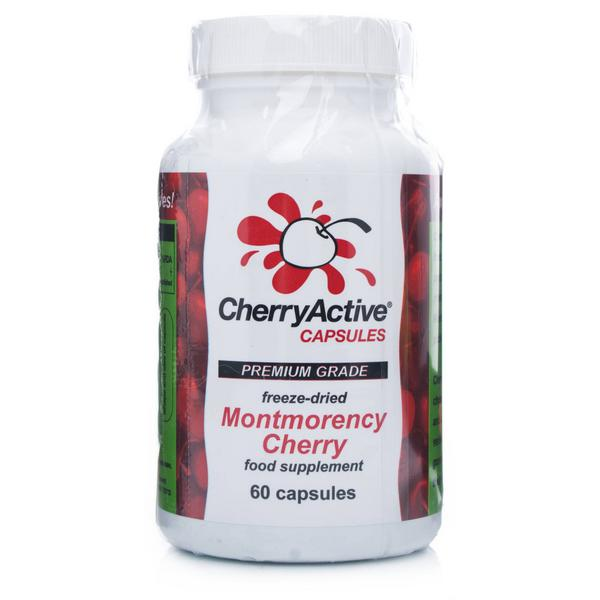 Cherry Supplement Powder Vegan