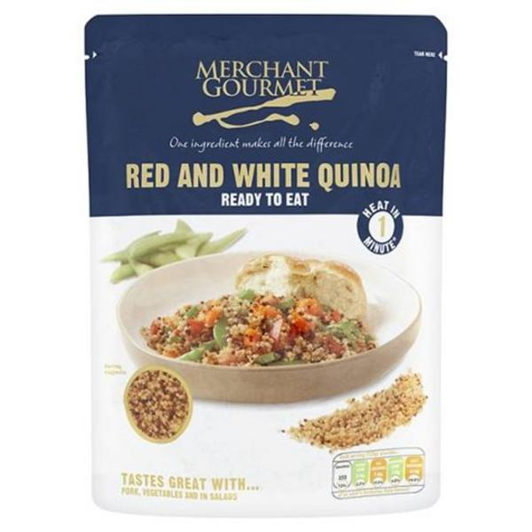 Red and White Quinoa